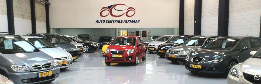 Showroom Auto Centrale Alkmaar